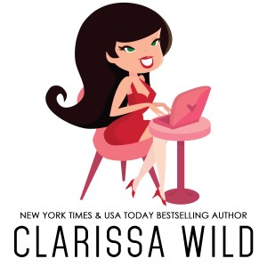 Clarissa Wild author graphic