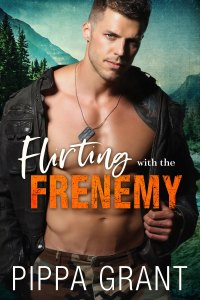 Flirting with the Frenemy cover