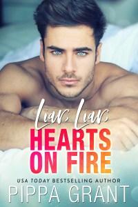 Liar, Liar Hearts on Fire cover