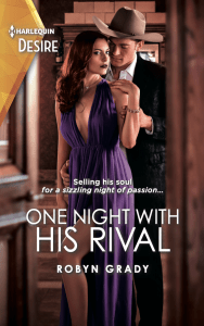 One Night with His Rival cover