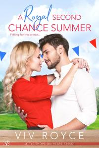 A Royal Second Chance Summer cover