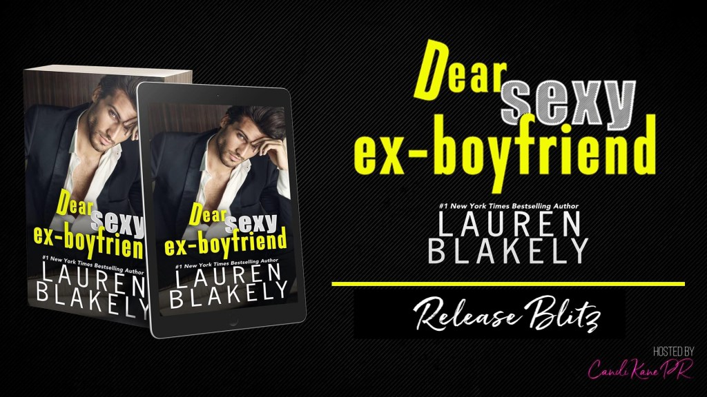 Dear Sexy Ex-Boyfriend blog tour banner