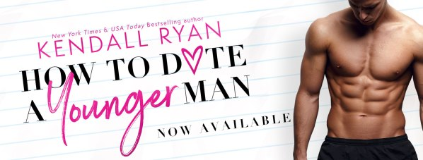 How to Date a Younger Man now available banner