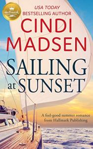 Sailing at Sunset cover