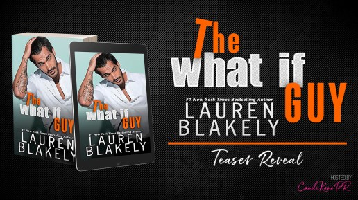 The What If Guy teaser reveal banner