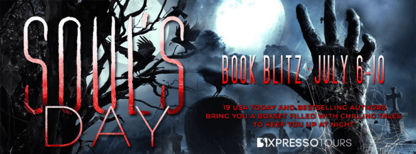 Soul's Day book blitz banner 19 usa today and bestselling authors bring you a boxset filled with chilling tales to keep you up at night