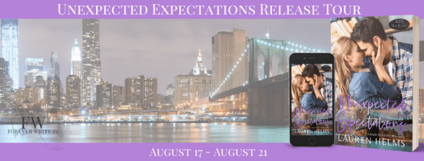 Unexpected Expectations release tour banner