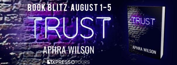 Trust book blitz banner