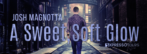 A Sweet, Soft Glow cover reveal banner
