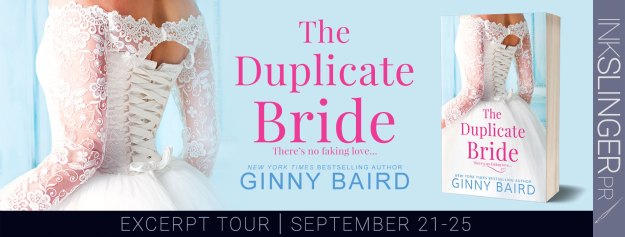 The Duplicate Bride excerpt tour banner