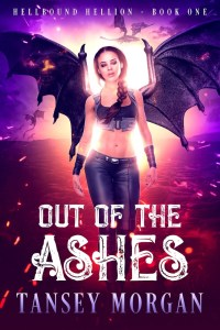 Out of the Ashes cover