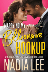 Marrying My Billionaire Hookup cover