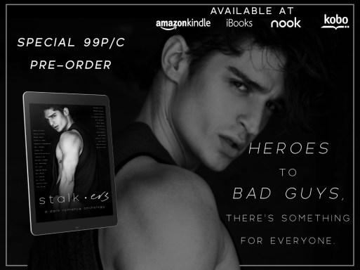 Special 99 cent preorder  Heroes to bad guys, there's something for everyone
