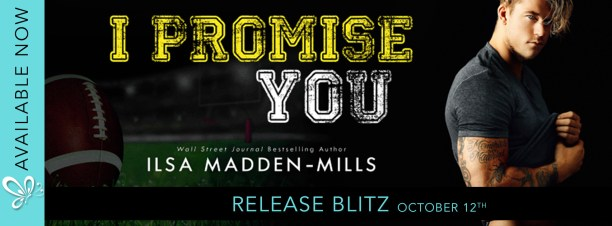 I Promise You release blitz banner