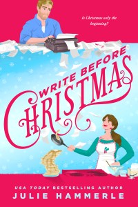Write Before Christmas cover