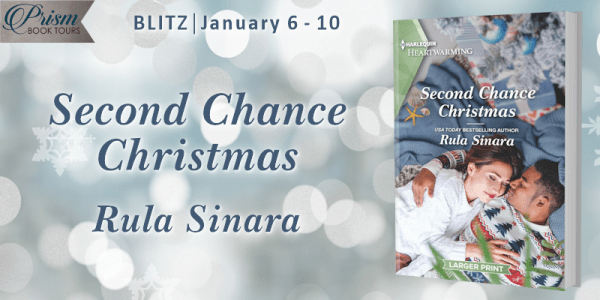 Second Chance Christmas blitz banner