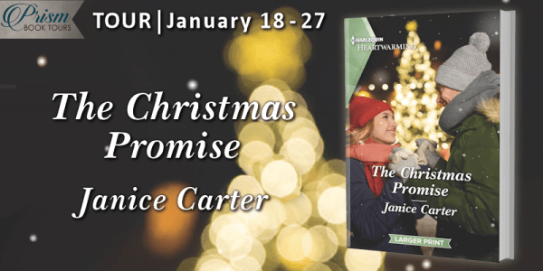 The Christmas Promise tour banner