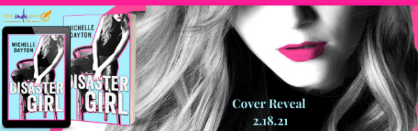 Disaster Girl cover reveal banner