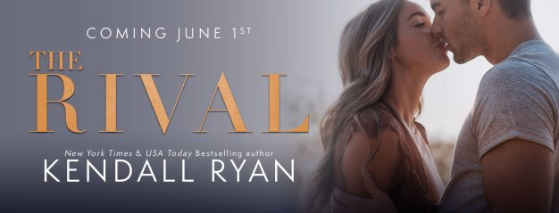 The Rival cover reveal banner