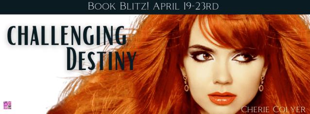 Challenging Destiny book blitz