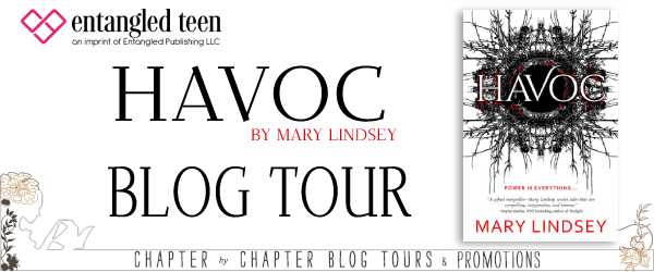 Havoc blog tour banner