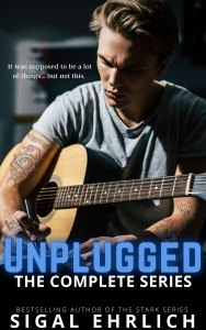 Unplugged the complete series cover