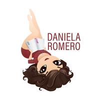 Daniela Romero author graphic