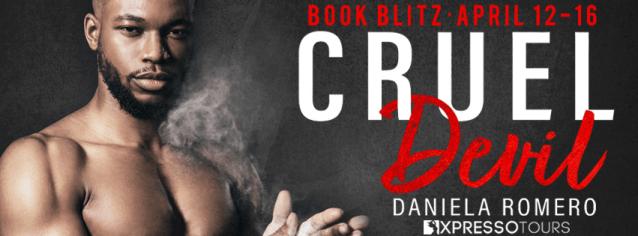 Cruel Devil book blitz banner