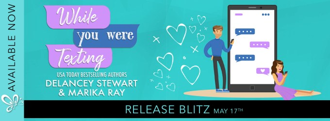While You Were Texting release blitz banner