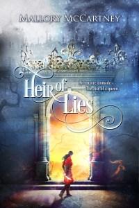 Heir of Lies cover