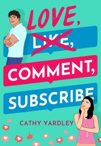 Love, Comment, Subscribe cover