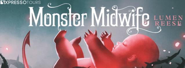 Monster Midwife by Lumen Reese blitz banner