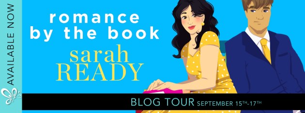 Romance by the Book by Sarah Ready  available now banner