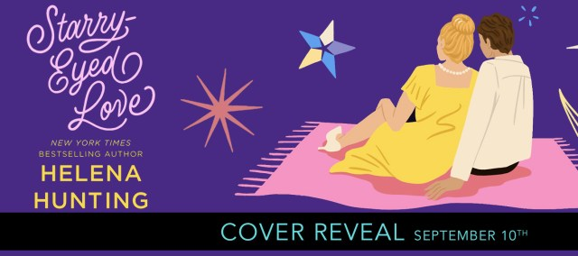 Starry-Eyed Love cover reveal banner