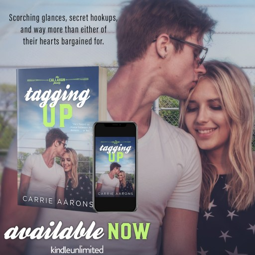 Scorching glances, secret hookups, and way more than either of their hearts bargained for. Tagging Up available now teaser