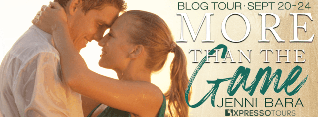 More Than the Game blog tour banner
