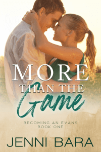 More Than the Game cover