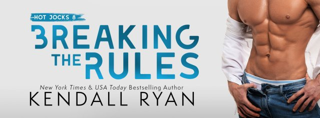 breaking the rules banner