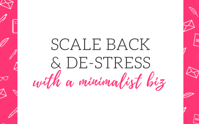 How to Run a Minimalist Business