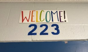 girl, redeemed in room 223: how God redeemed my classroom