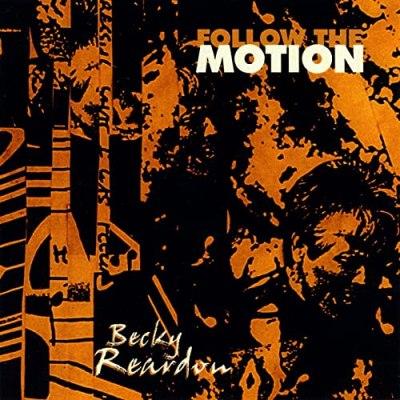Becky Reardon Album - Follow The Motion