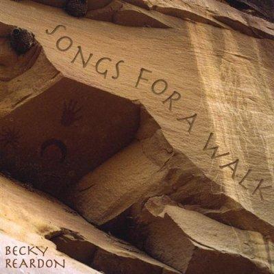 Becky Reardon Album - Songs for A Walk