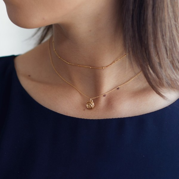 Gold Layered Necklaces