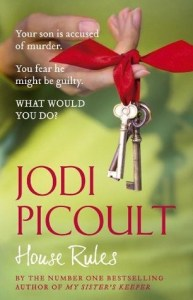 House Rules by Jodi Picoult Review 4 5   Blogs Of A Bookaholic I never actually buy them myself  it s like there s some some kind of weird  magnetic force that wills them towards me free will be damned