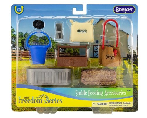 stable hosre feeding set
