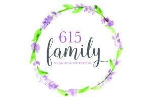 615 Family Logo