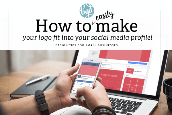 How to make your logo fit your social media profile image
