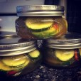 homemade pickles