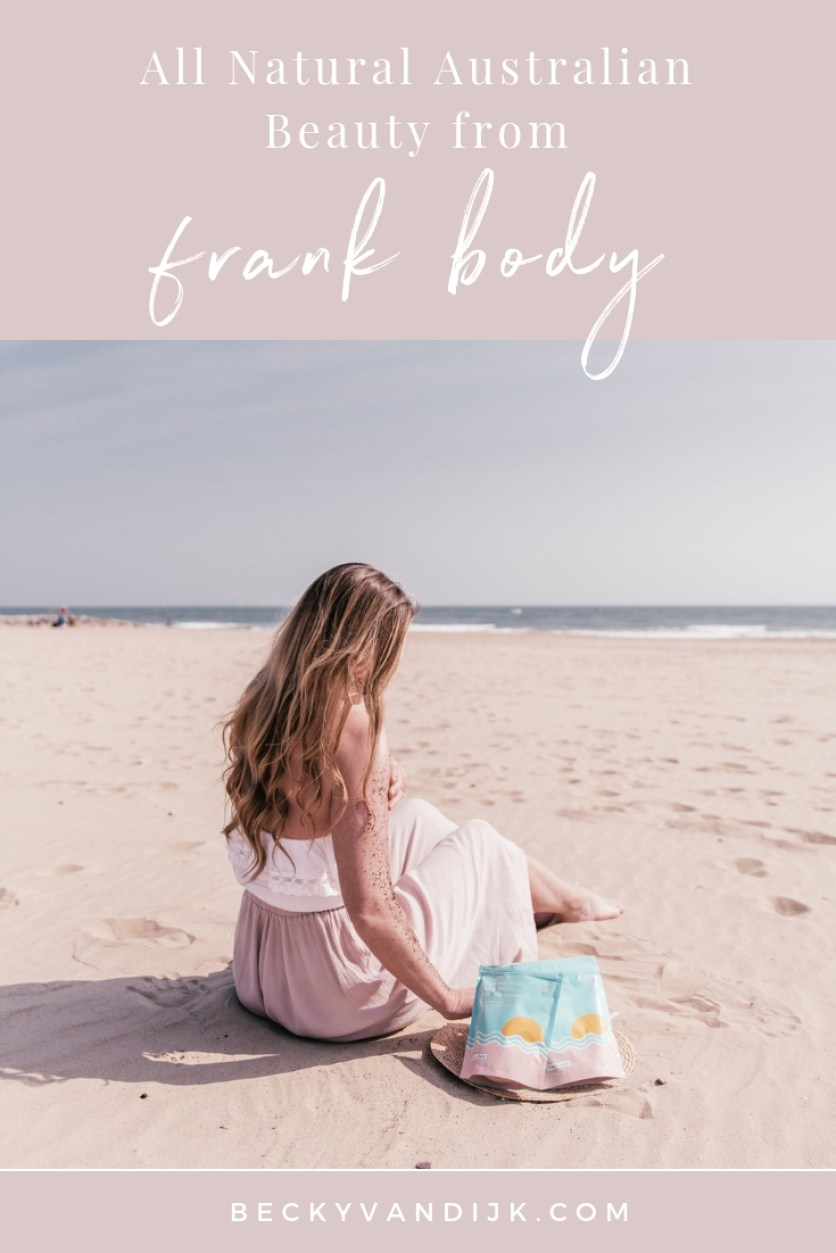 Frank Body Is Putting Australian Beauty On The Map!