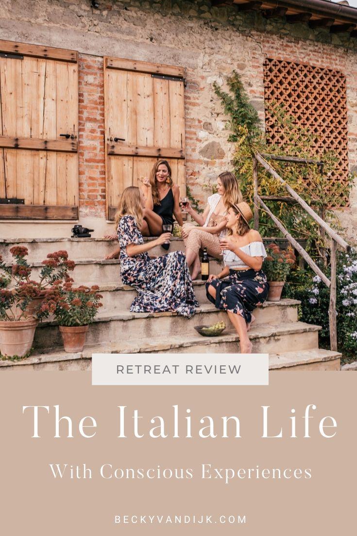 retreat review conscious experiences